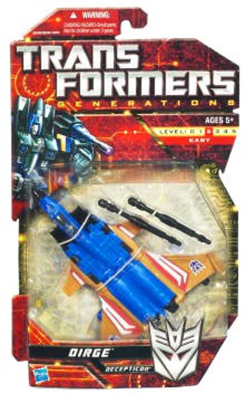 Transformers Generations Deluxe Dirge Deluxe Action Figure