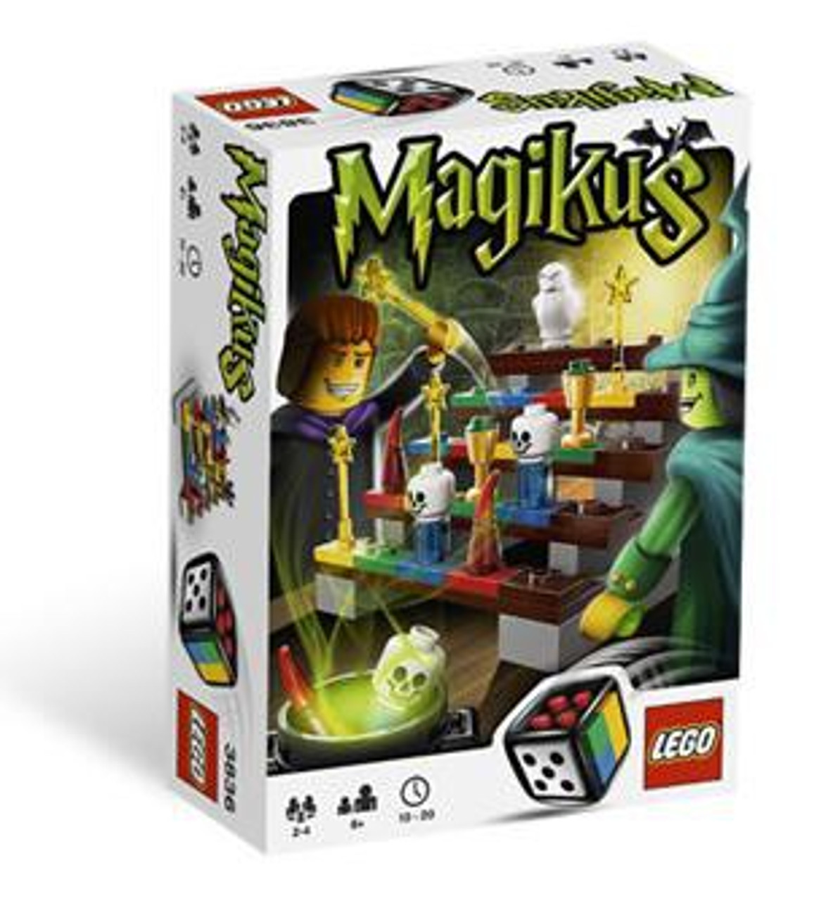 LEGO Games Magikus Board Game #3836