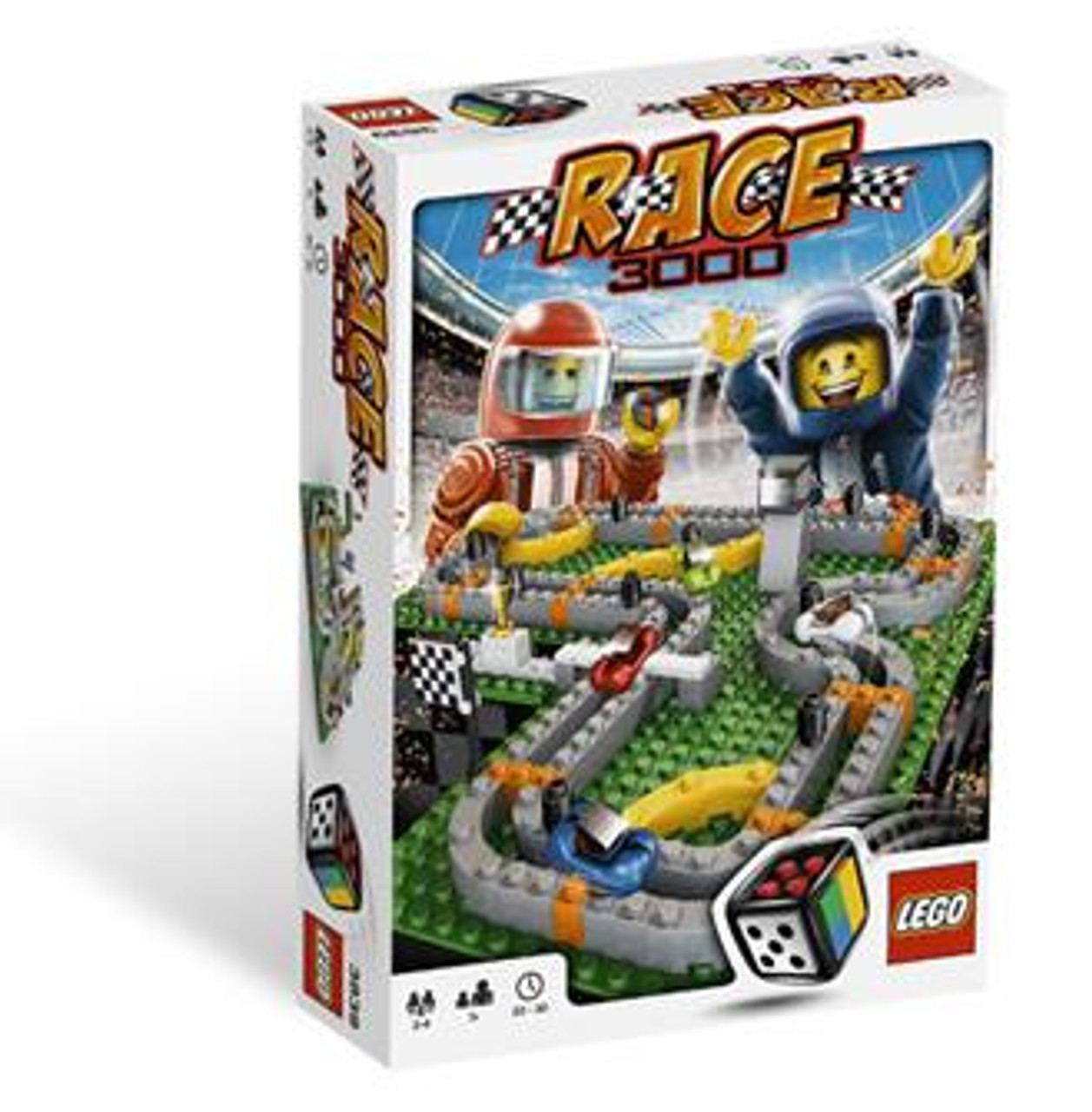 LEGO Games Race 3000 Board Game #3839
