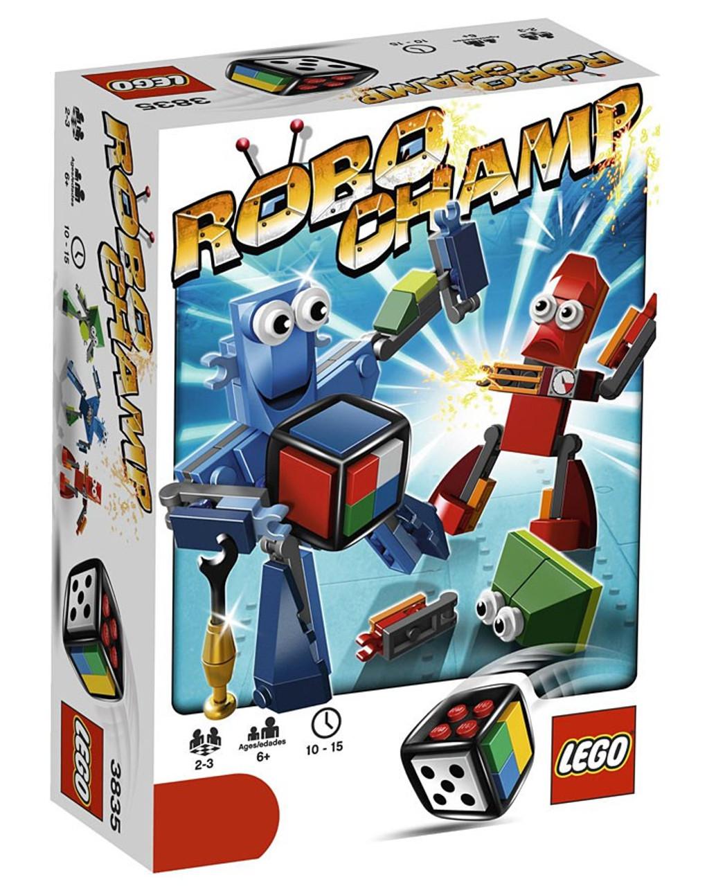 LEGO Games Robo Champ Board Game #3835