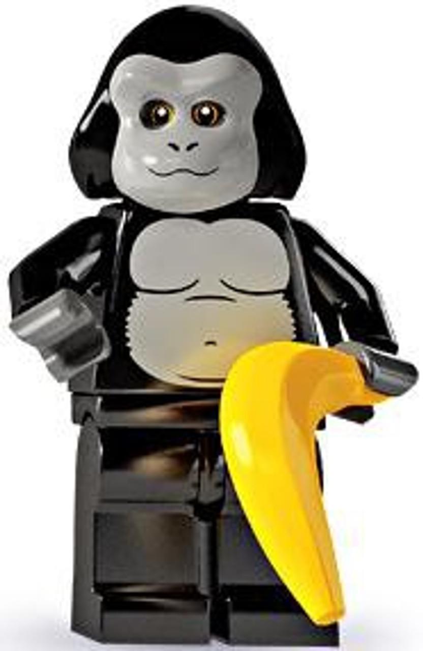 LEGO Minifigures Series 3 Gorilla Minifigure [Loose]