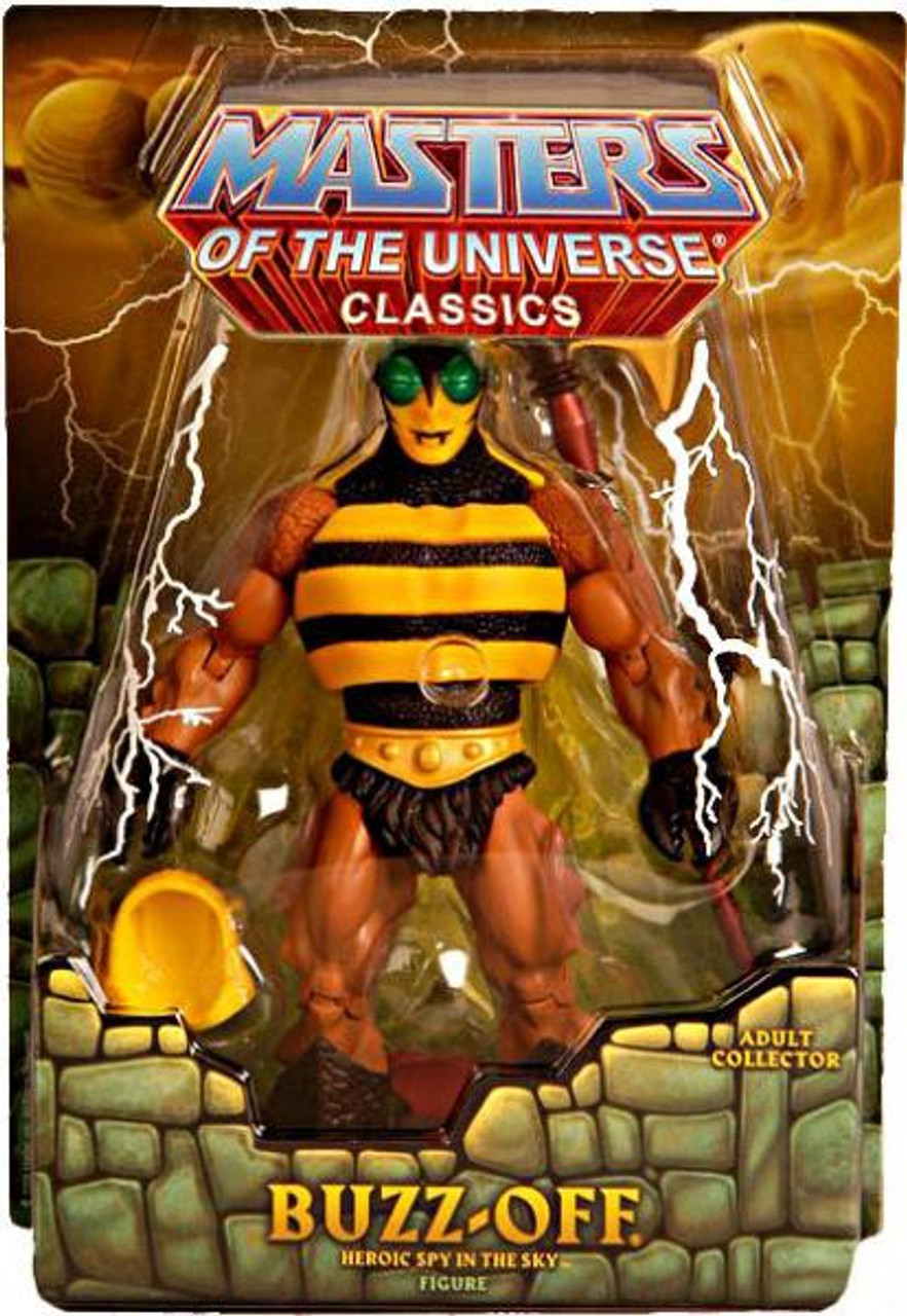 Masters of the Universe Classics Club Eternia Buzz-Off Exclusive Action Figure