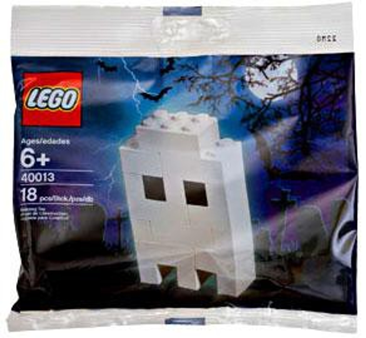 LEGO Exclusives Ghost Exclusive Mini Set #40013 [Bagged]