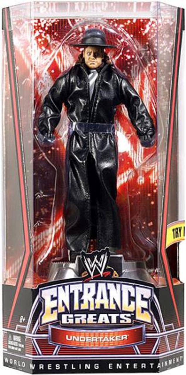 WWE Wrestling Entrance Greats Undertaker Action Figure
