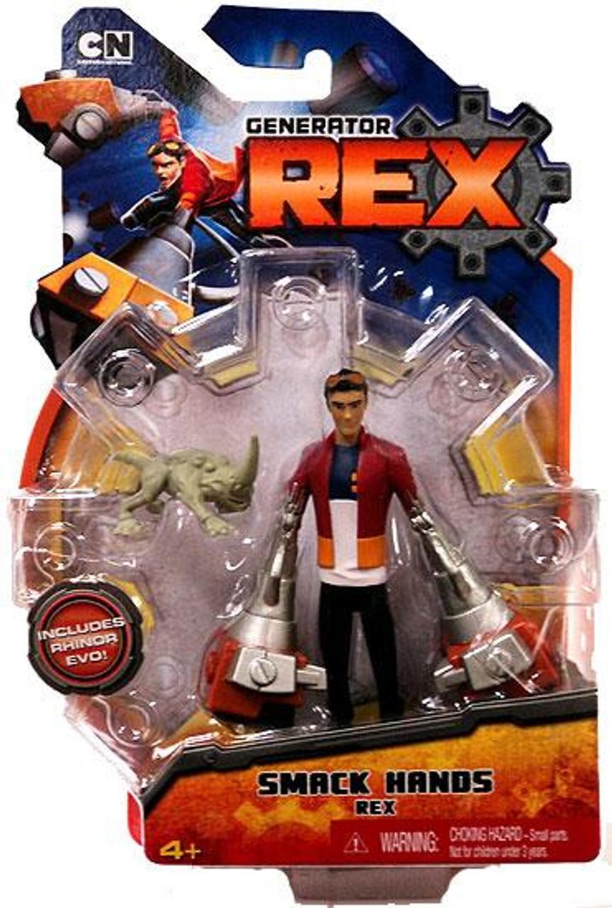 Generator Rex Rex Action Figure [Smack Hands]