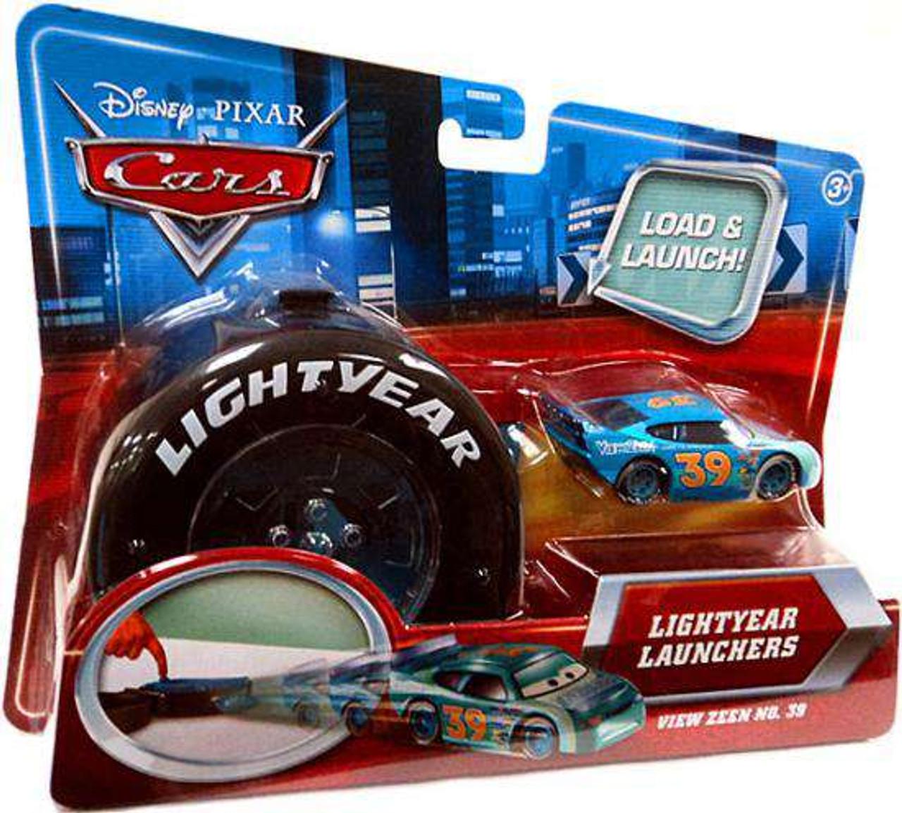 Disney Cars Lightyear Launchers View Zeen No. 39 Diecast Car