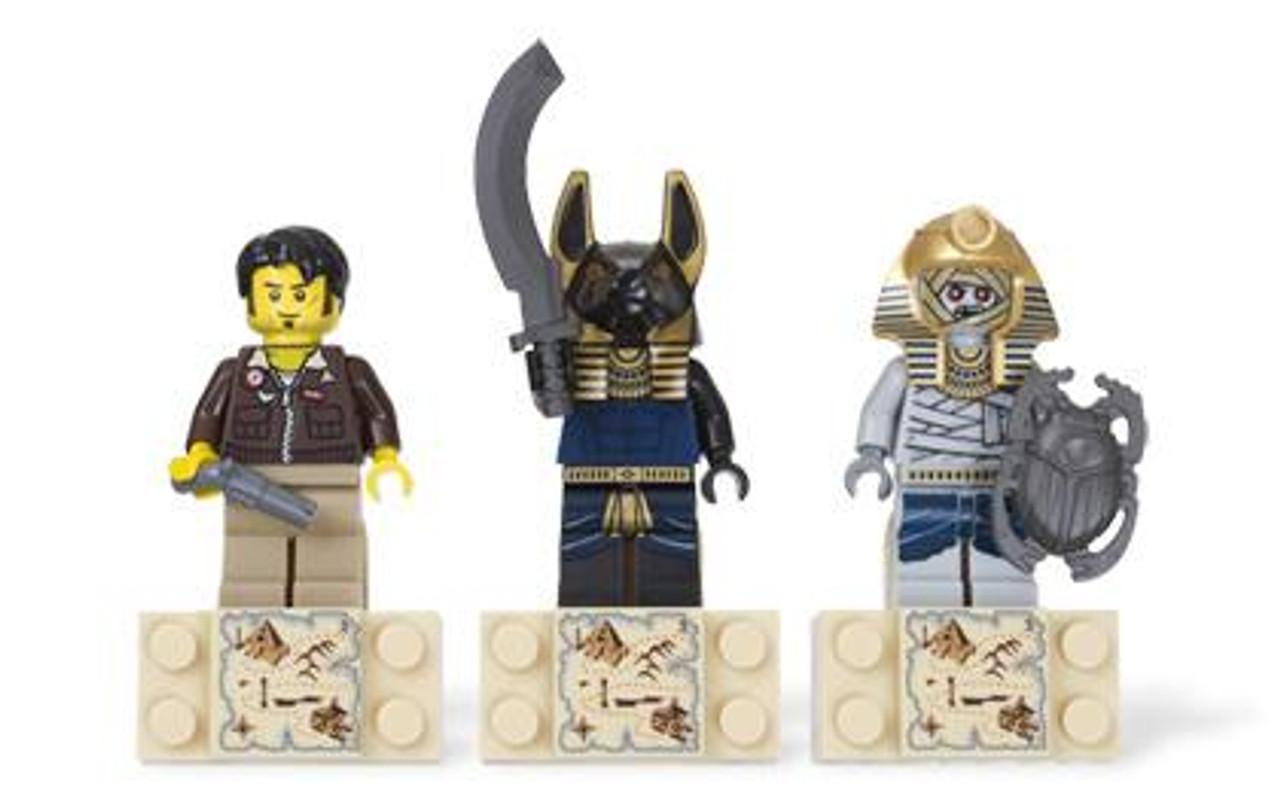 LEGO Pharaoh's Quest Magnet Set #853168