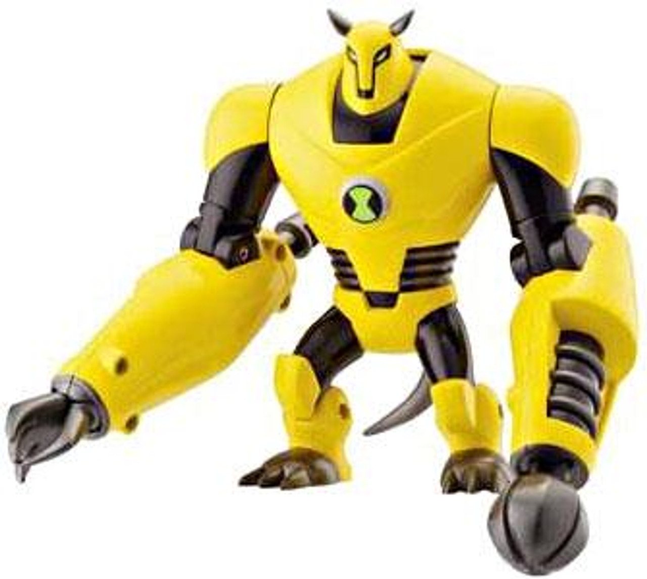 Ben 10 Ultimate Alien DNA Alien Heroes Armodrillo Action Figure
