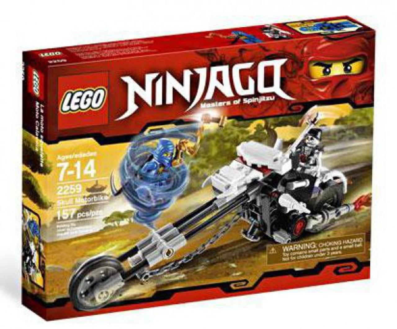 LEGO Ninjago Skull Motorbike Set #2259