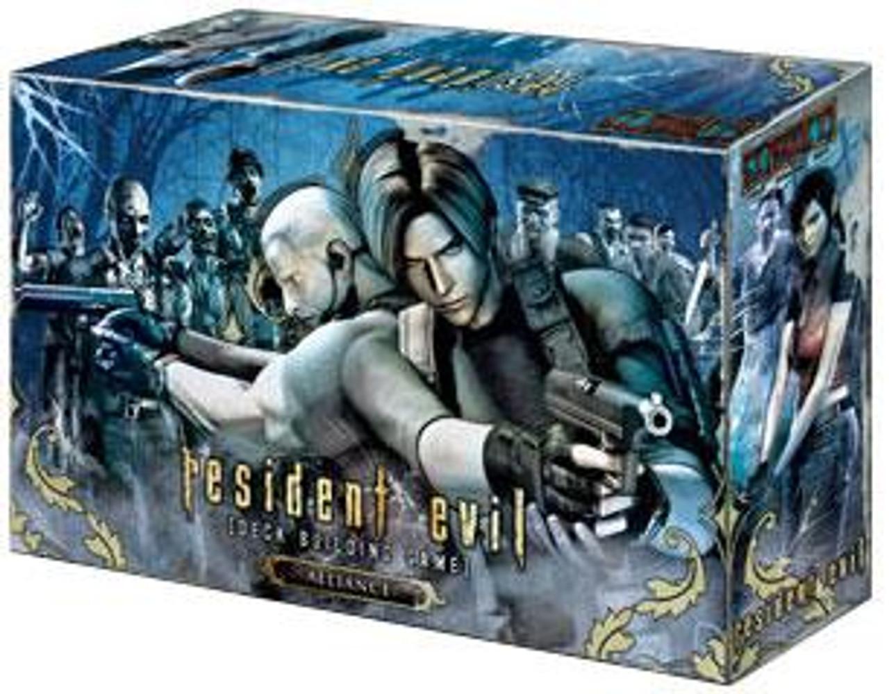 Alliance Base Set Resident Evil Deck Building Game [Alliance Base Set]