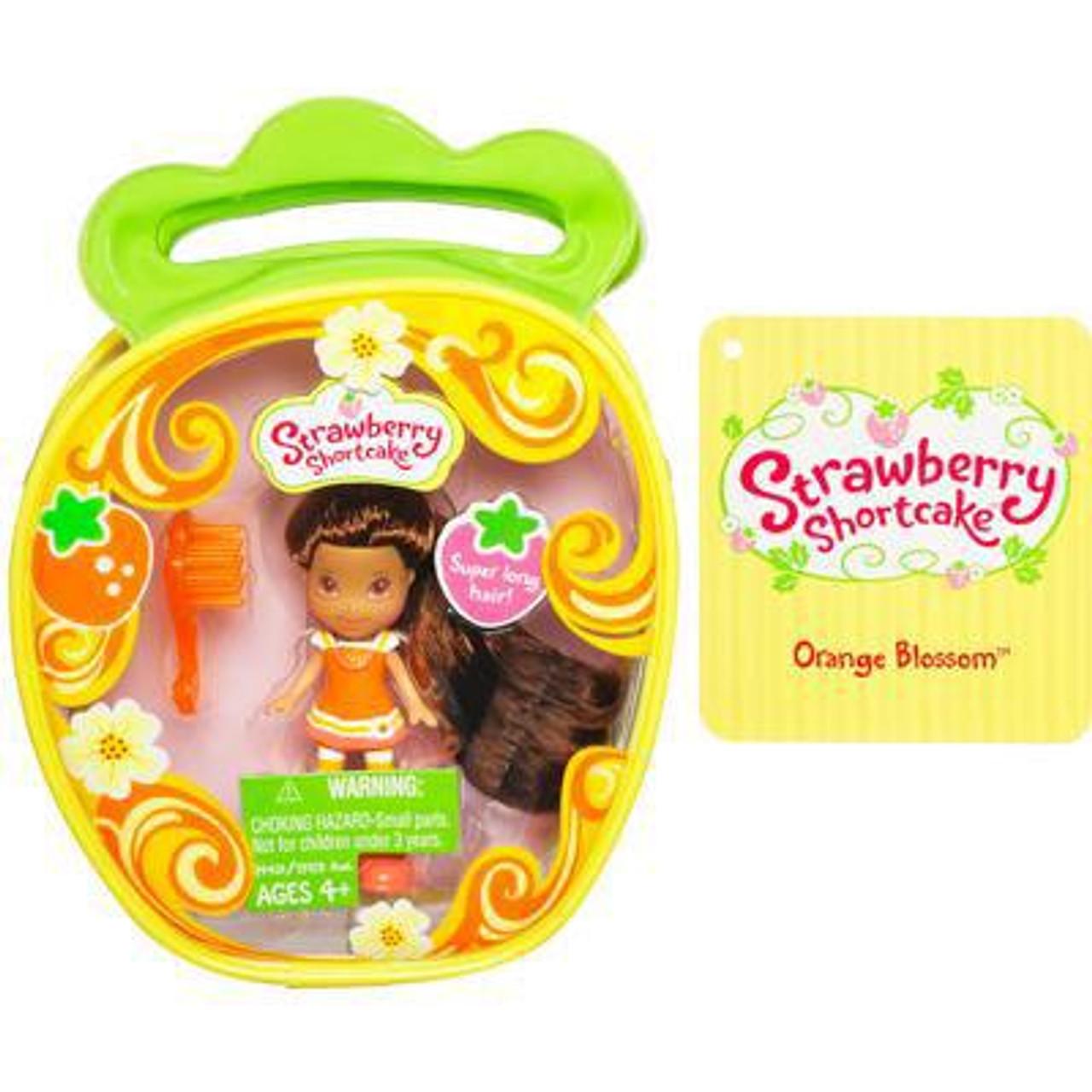 Strawberry Shortcake Orange Blossom Mini Doll [Version 3]