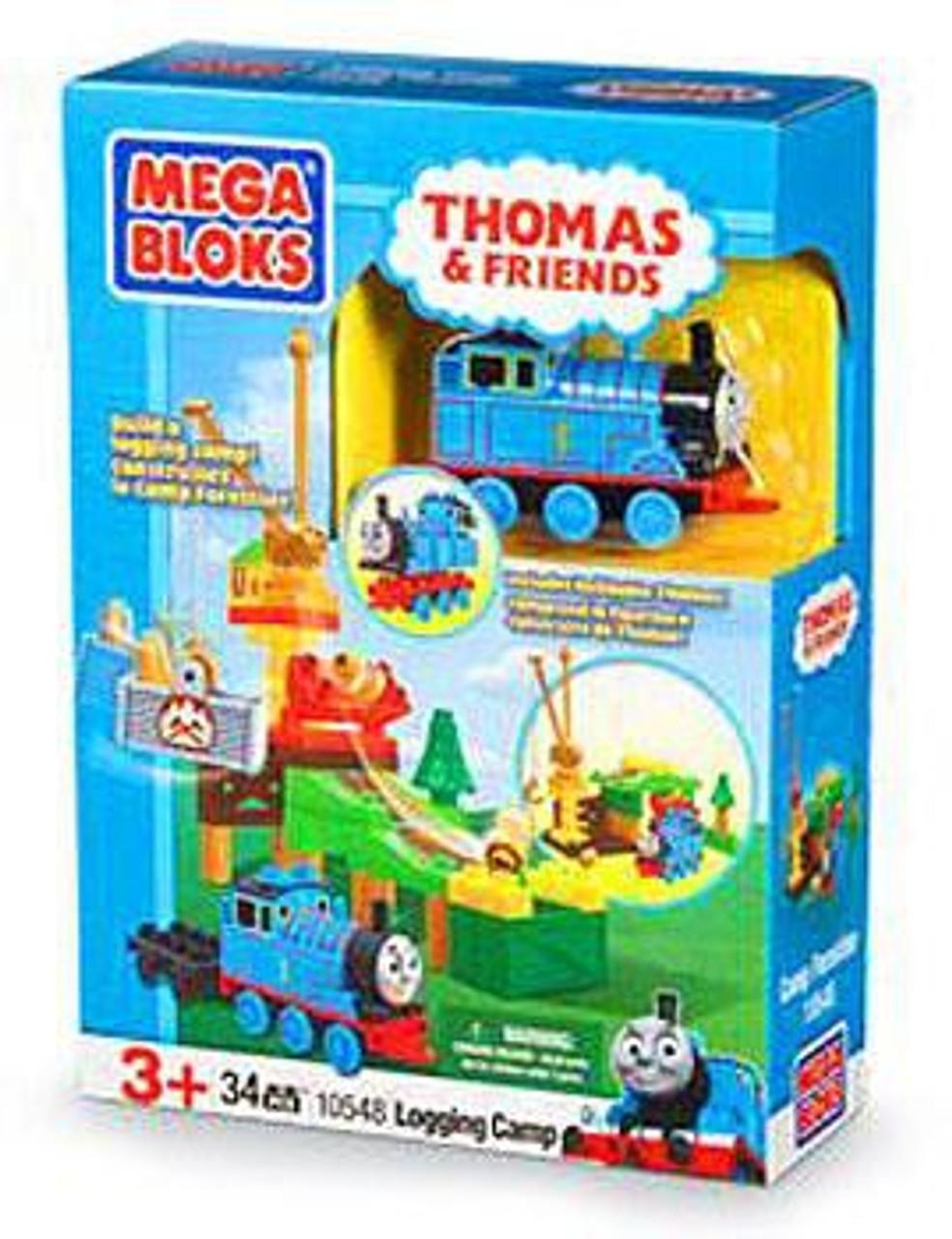 Mega Bloks Thomas & Friends Logging Camp Set #10548