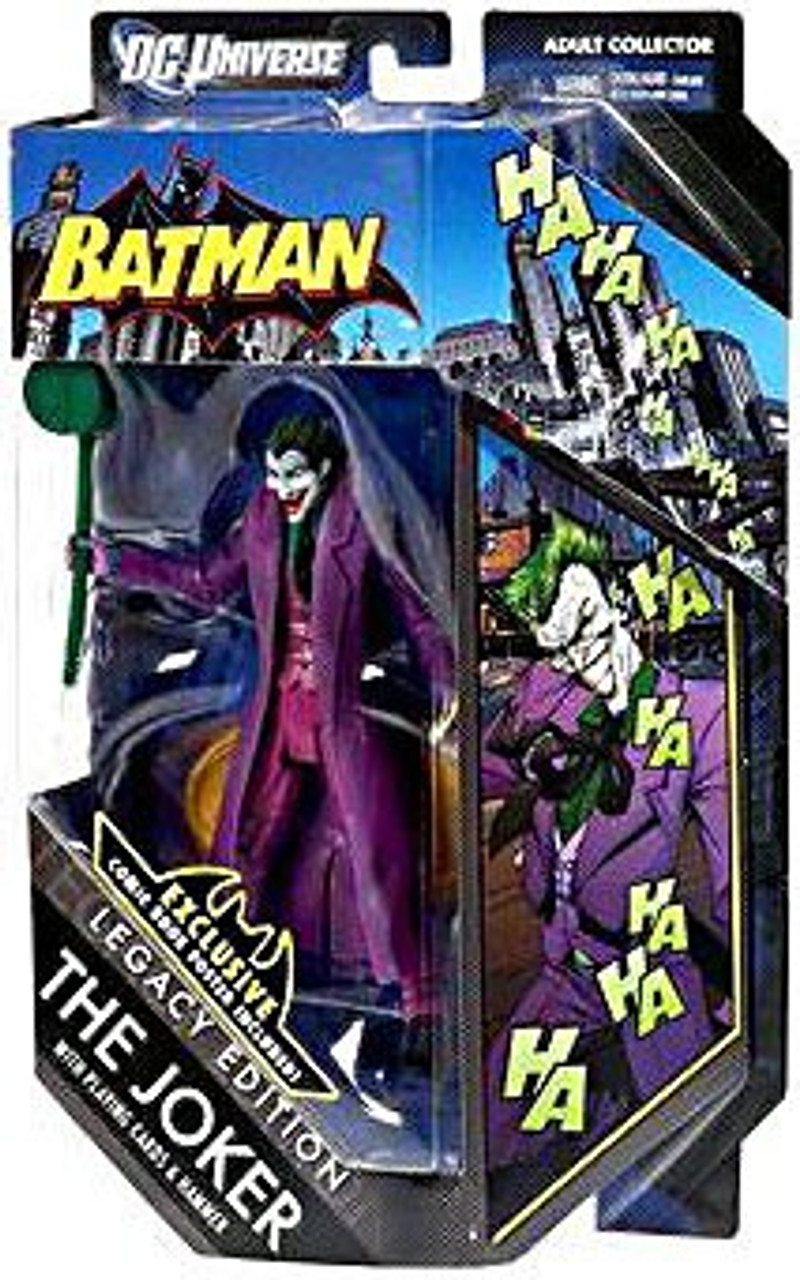 Batman Legacy Edition Series 1 The Joker Action Figure
