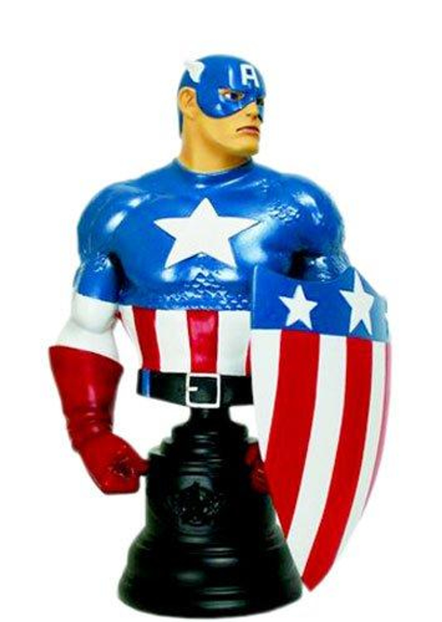 Marvel Captain America Mini Bust [WWII Version]