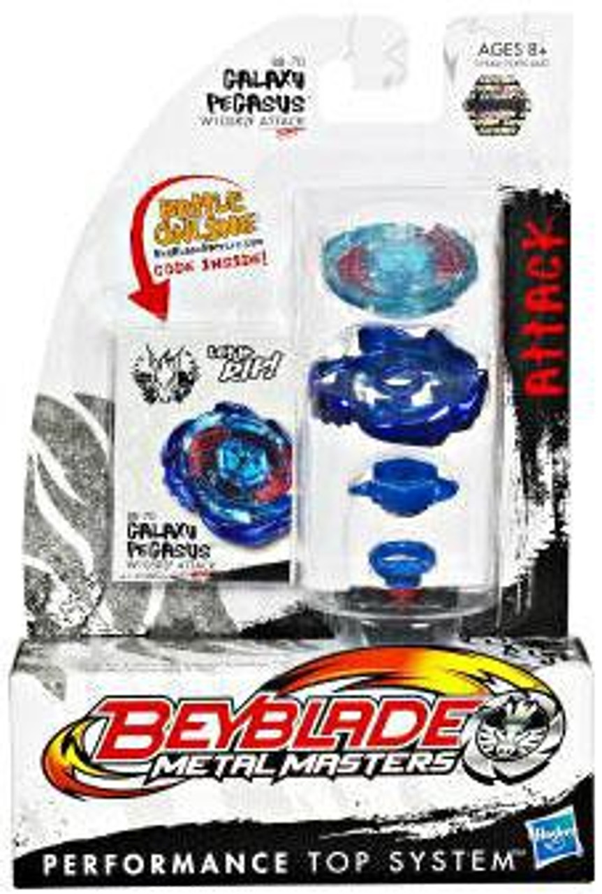 Beyblade Metal Masters Galaxy Pegasus Single Pack BB-70