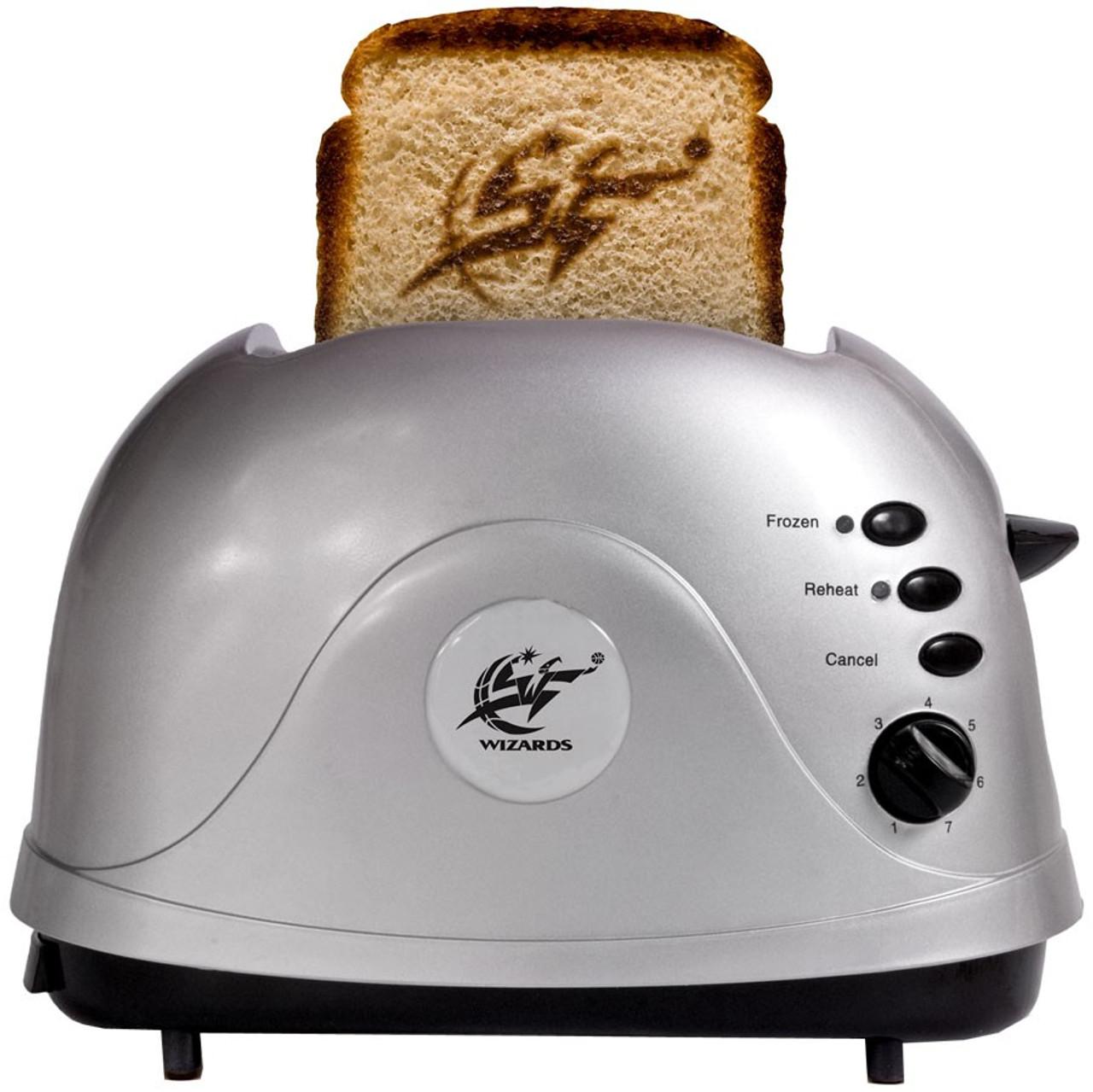 NBA ProToast Retro Washington Wizards Toaster