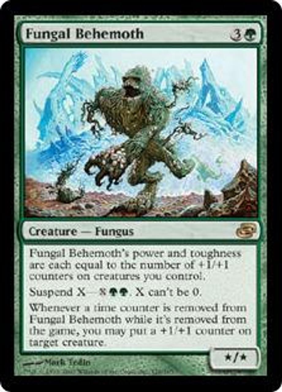 MtG Planar Chaos Rare Fungal Behemoth #128