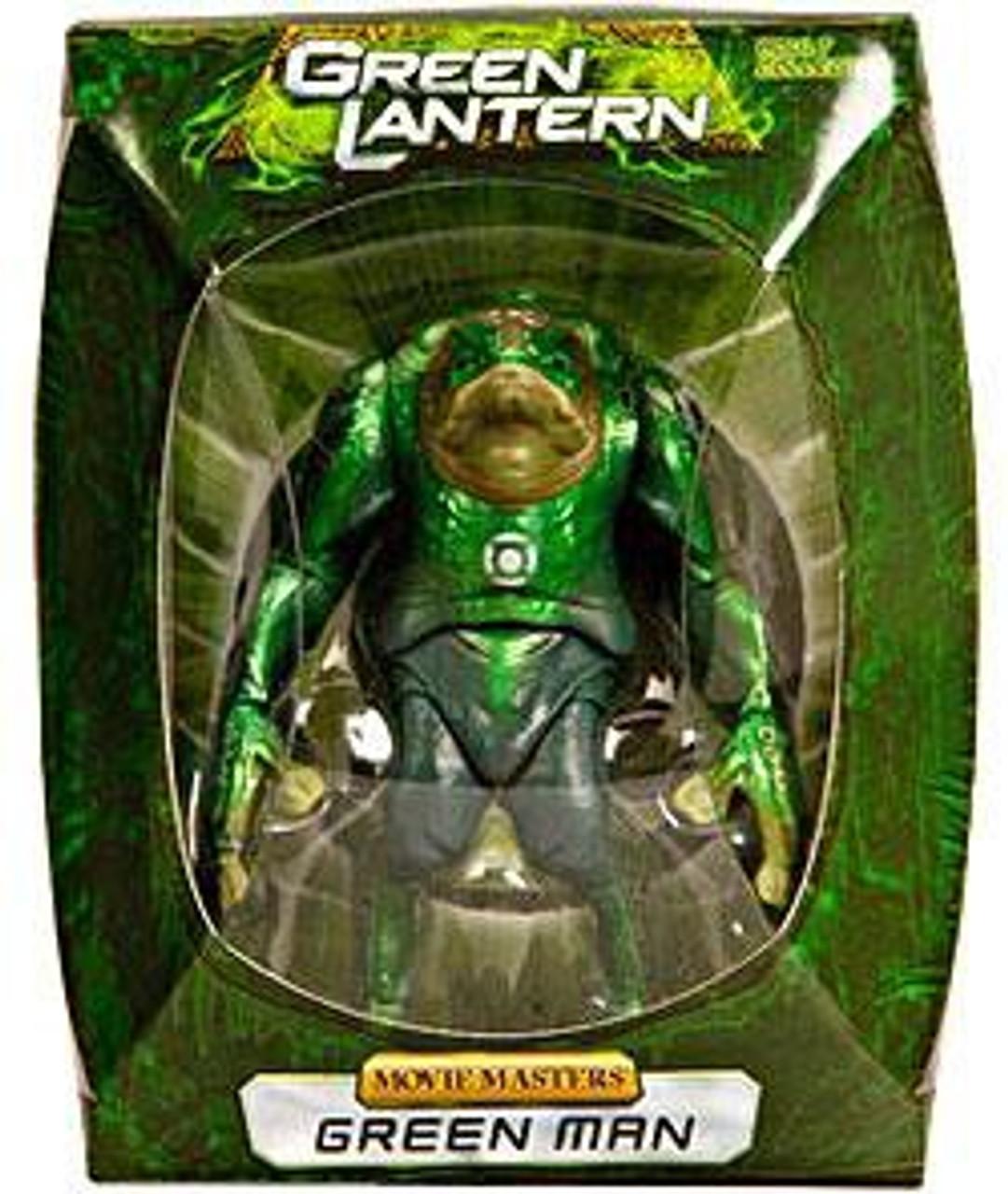 Green Lantern Movie Movie Masters Green Man Exclusive Action Figure