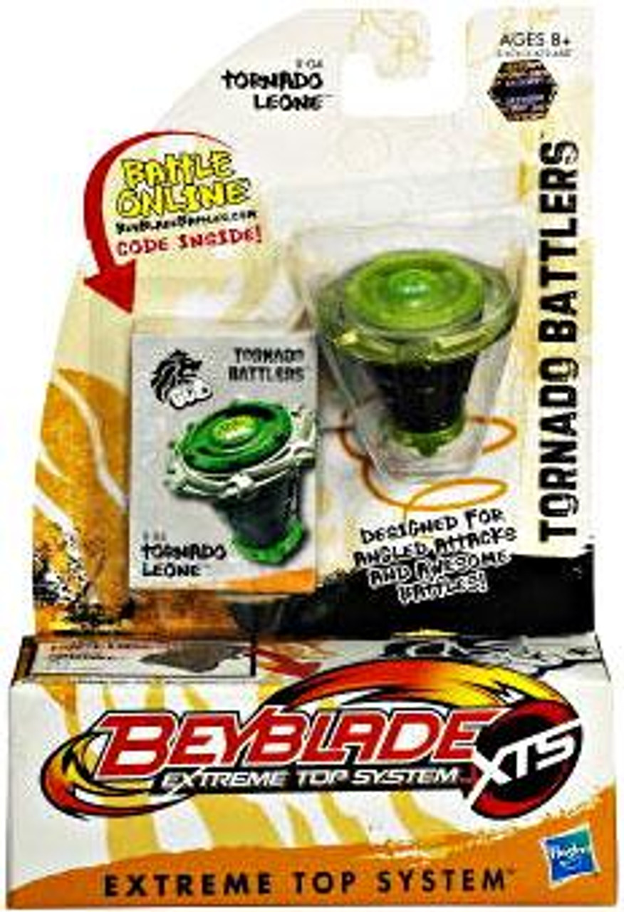 Beyblade XTS Tornado Battlers Tornado Leone X-04