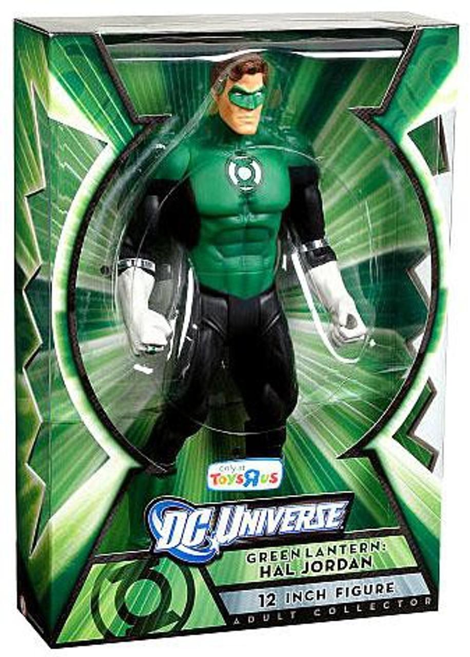 DC Universe Green Lantern Hal Jordan Exclusive Action Figure