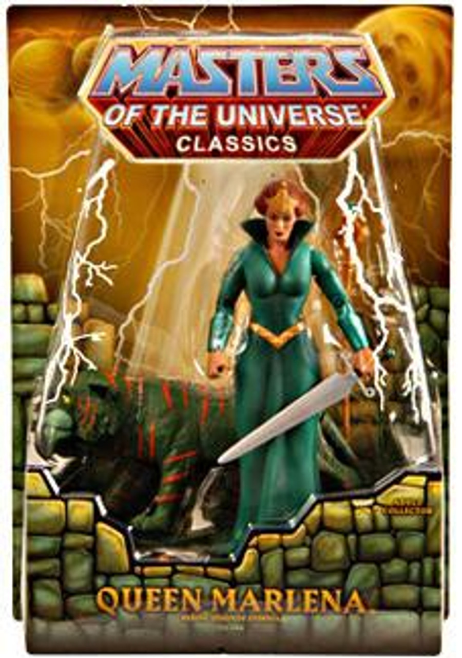Masters of the Universe Classics Queen Marlena Exclusive Action Figure