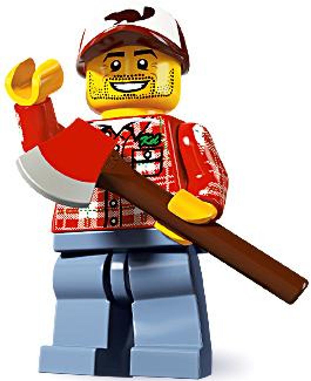 LEGO Minifigures Series 5 Lumberjack Minifigure [Loose]