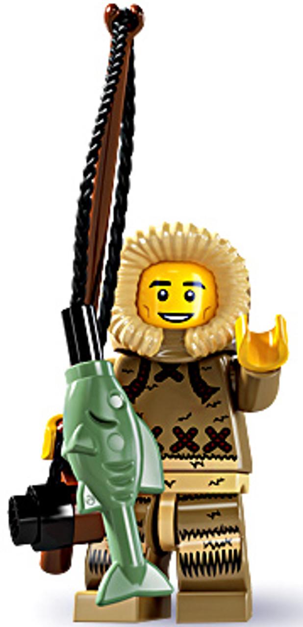 LEGO Minifigures Series 5 Ice Fisherman Minifigure [Loose]