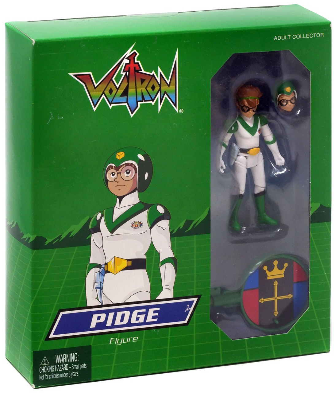 Voltron Club Lion Force Pidge Exclusive Action Figure [Green Lion Pilot]