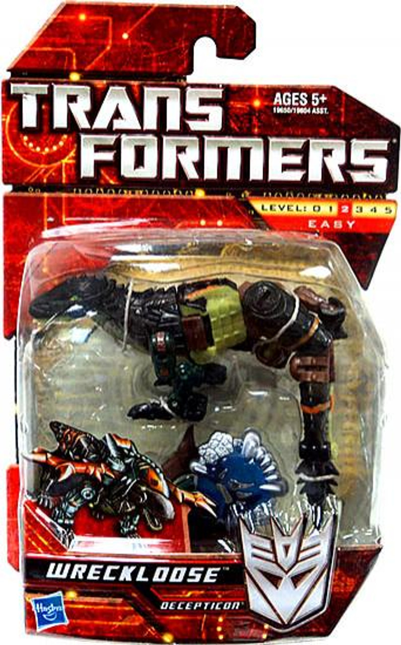 Transformers Scout Class Wreckloose Scout Action Figure