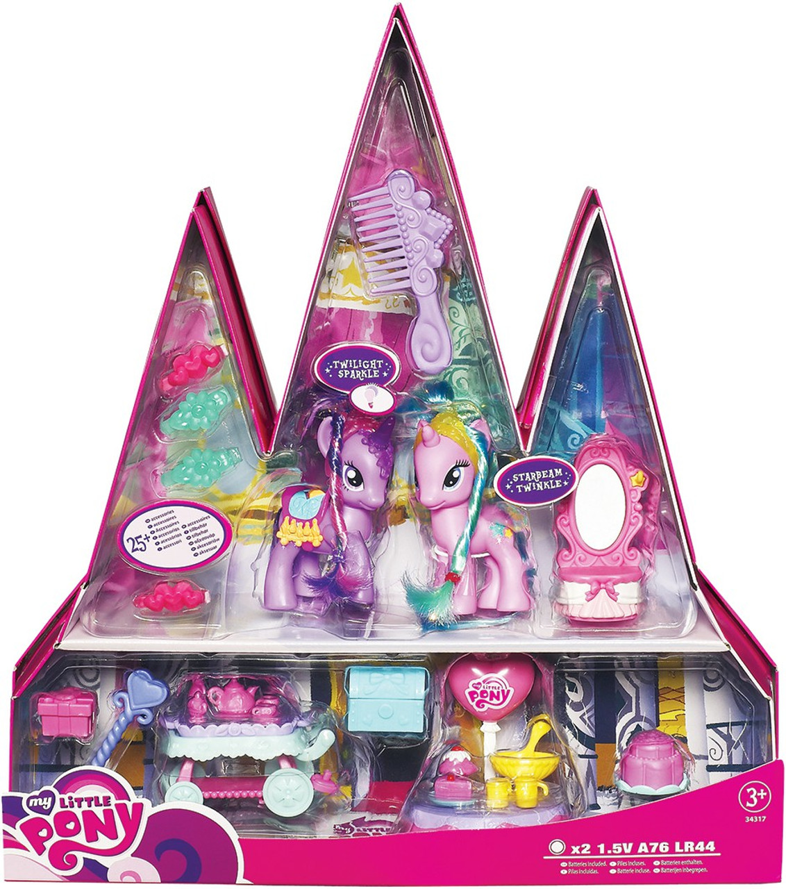 My Little Pony Celebration at Canterlot Castle Exclusive Playset