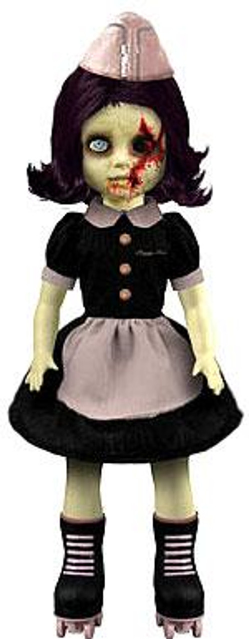 Living Dead Dolls Series 22 Zombies Peggy Goo Doll [Open Package, Mint Contents!] [Open Package, Mint Contents]