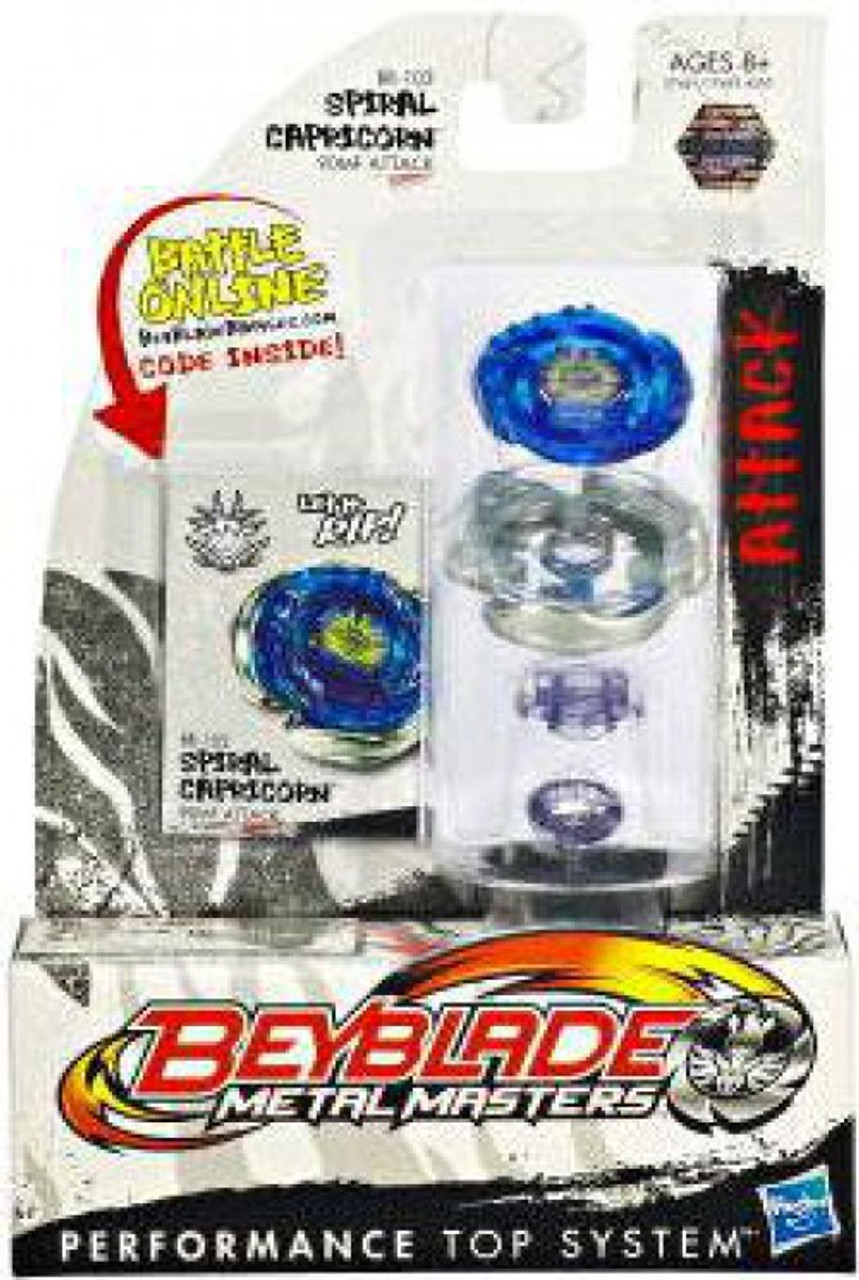 Beyblade Metal Masters Spiral Capricorn Single Pack BB-102