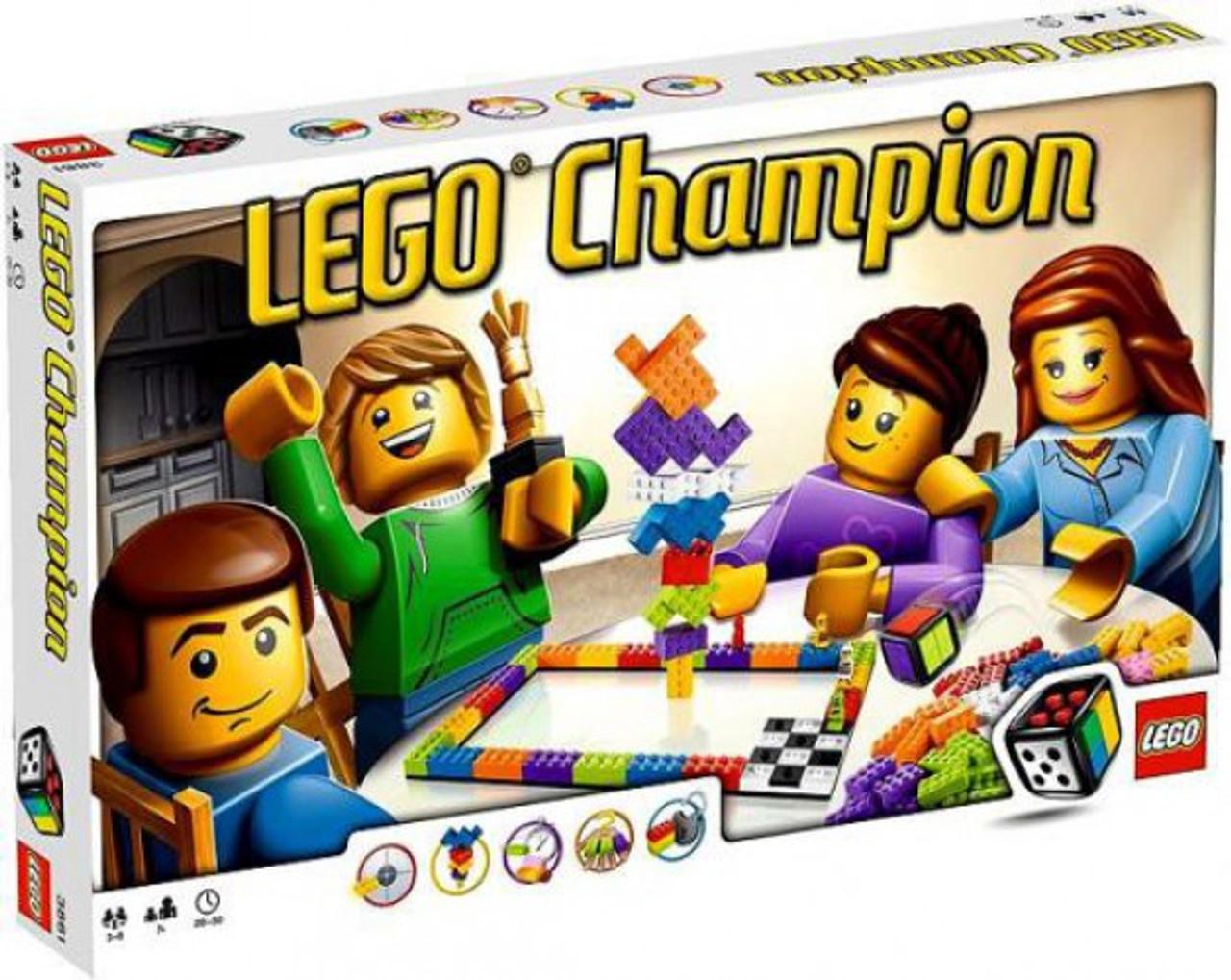 Games LEGO Champion Board Game #3861