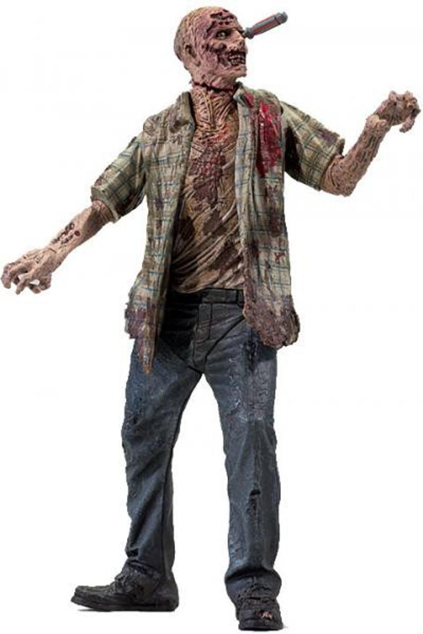 McFarlane Toys Walking Dead AMC TV Series 2 RV Zombie Action Figure [near mint/mint]