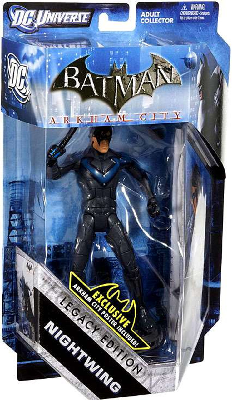 Batman Legacy Edition Series 3 Nightwing Action Figure [Arkham City]