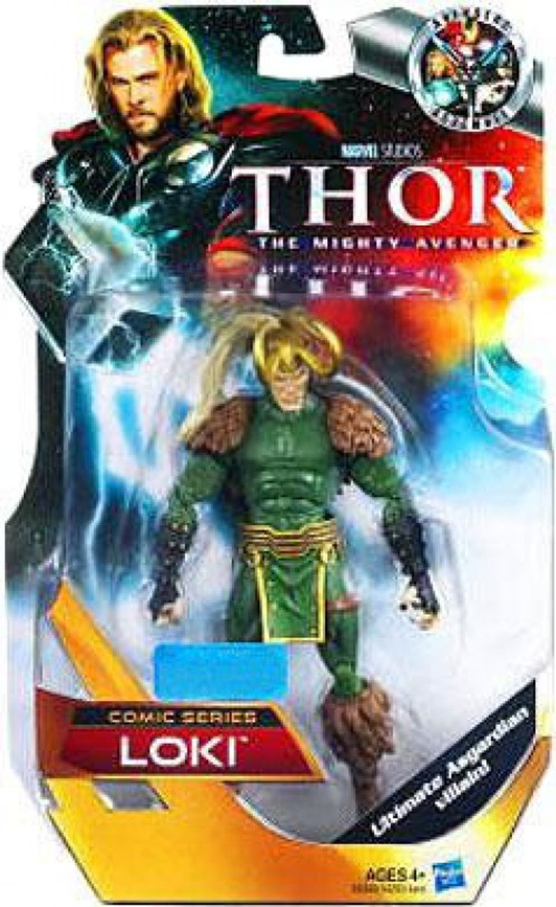 Thor The Mighty Avenger Comic Series Loki Exclusive Action Figure