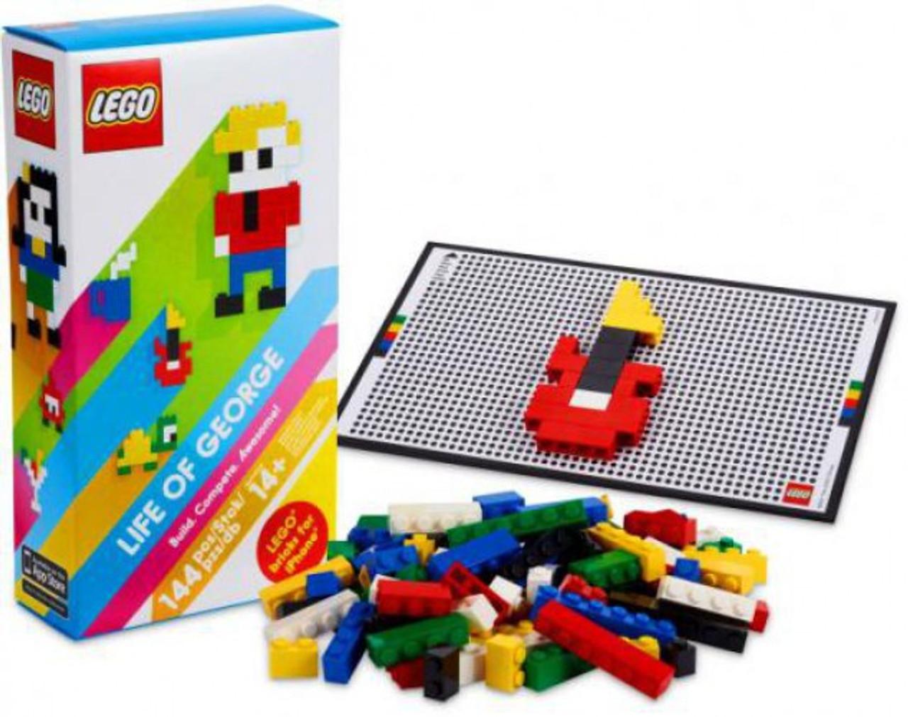 LEGO Life of George 1 Set #21200