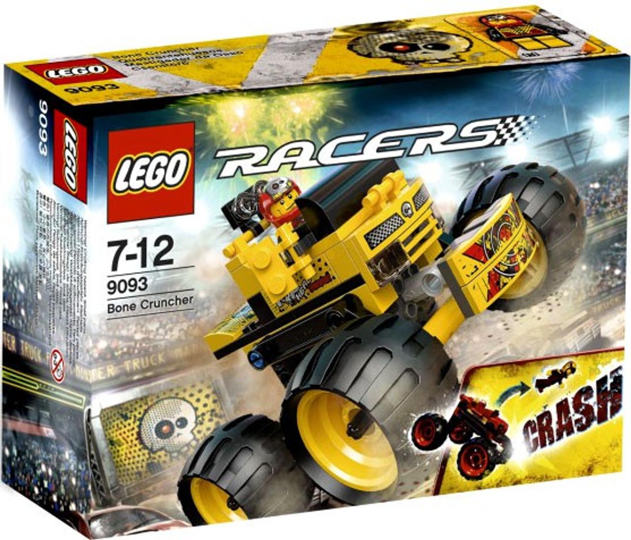 LEGO Racers Bone Cruncher Set #9093