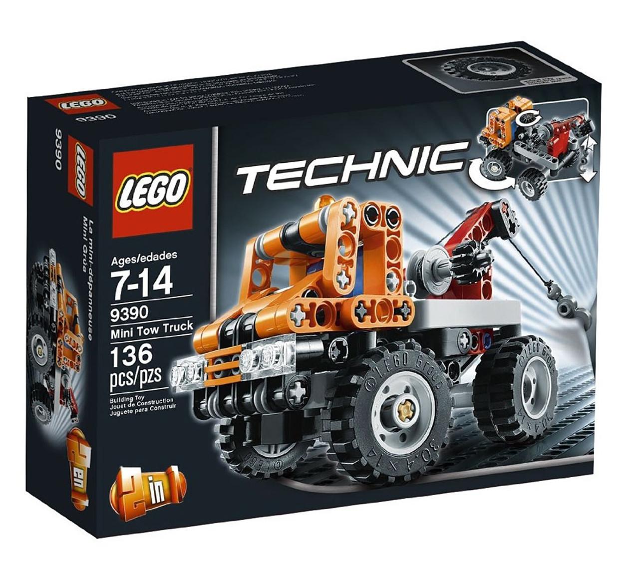 LEGO Technic Mini Tow Truck Exclusive Set #9390
