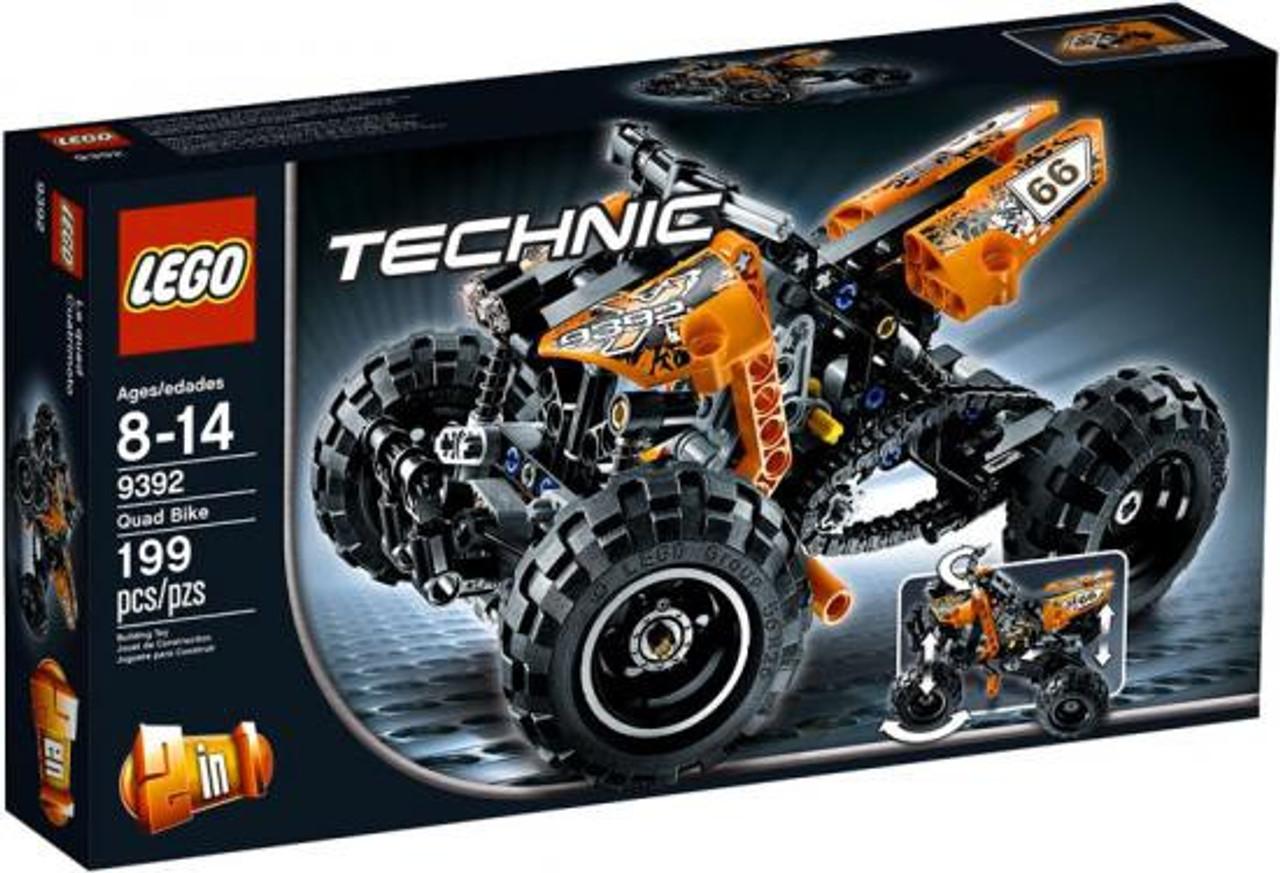LEGO Technic Quad Bike Set #9392