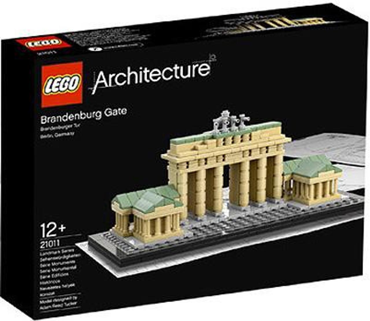 LEGO Architecture Brandenburg Gate Set #21011