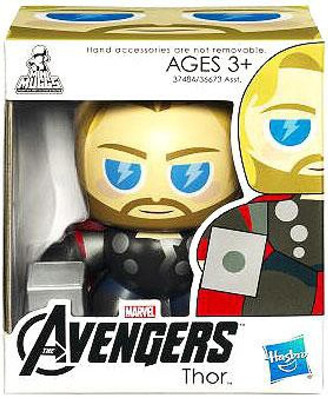 Marvel Avengers Mini Muggs Thor Vinyl Figure