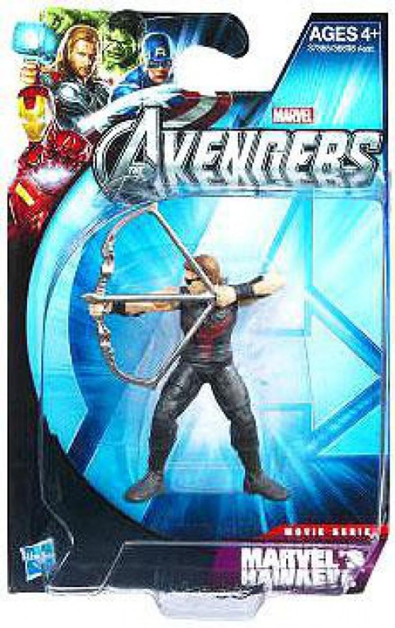 Marvel Avengers Movie Series Hawkeye Action Figure