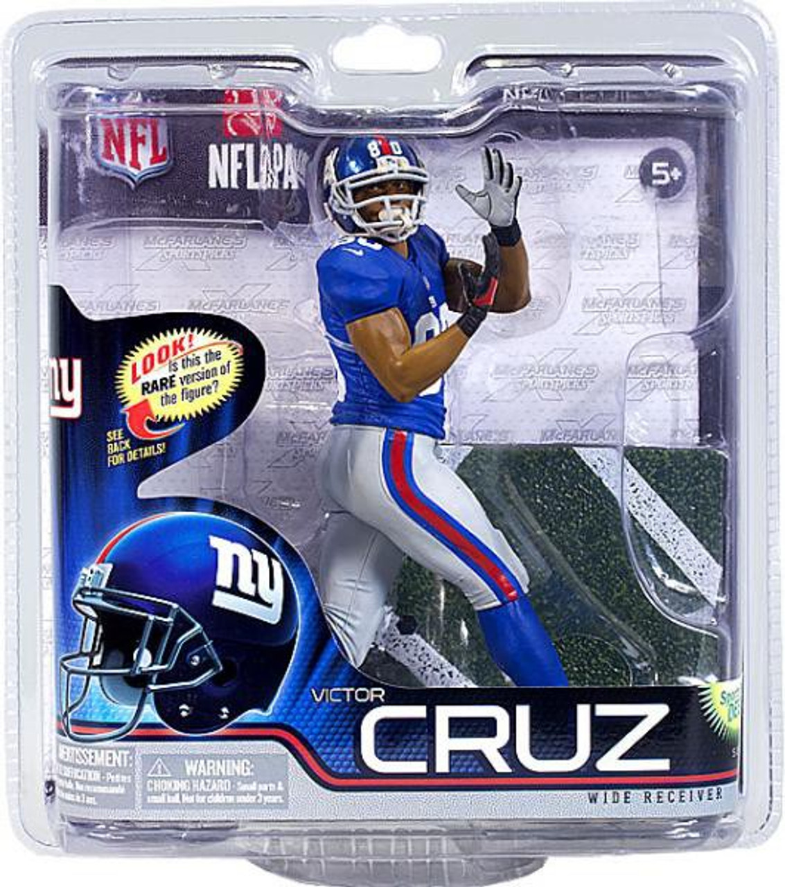 Cheap NFL Jerseys Sale - McFarlane Toys NFL New York Giants Sports Picks Series 31 Victor ...