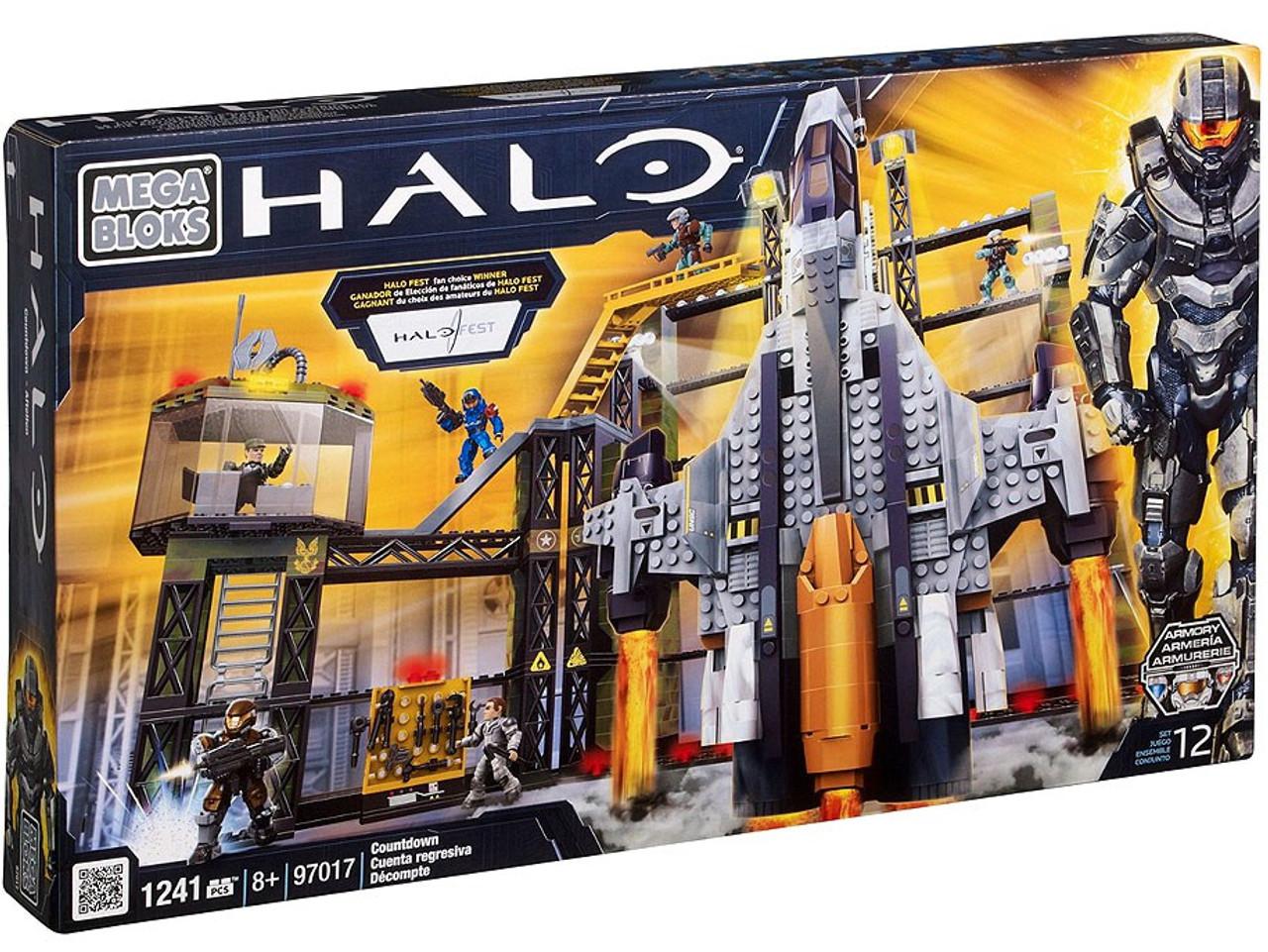 Mega Bloks Halo Countdown Set #97017