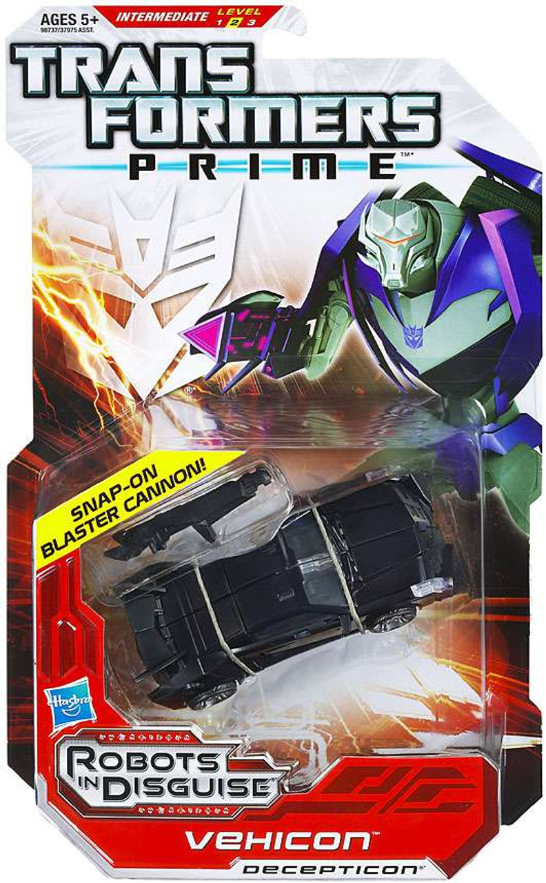 Transformers Prime Robots in Disguise Vehicon Deluxe Action Figure