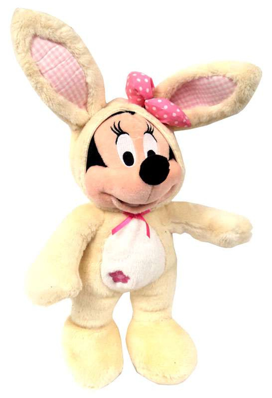 Disney Easter 2012 Minnie Mouse Bunny Exclusive 14-Inch Plush [Vanilla]