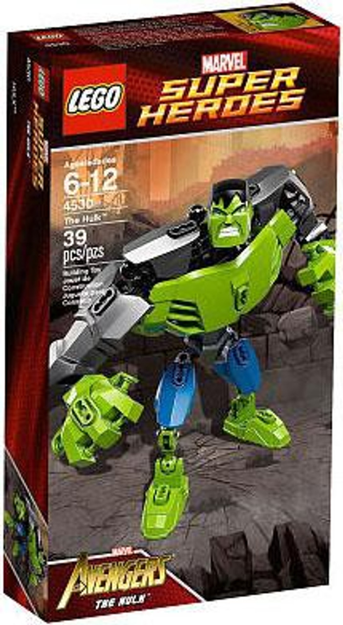 LEGO Marvel Super Heroes Avengers The Hulk Set #4530