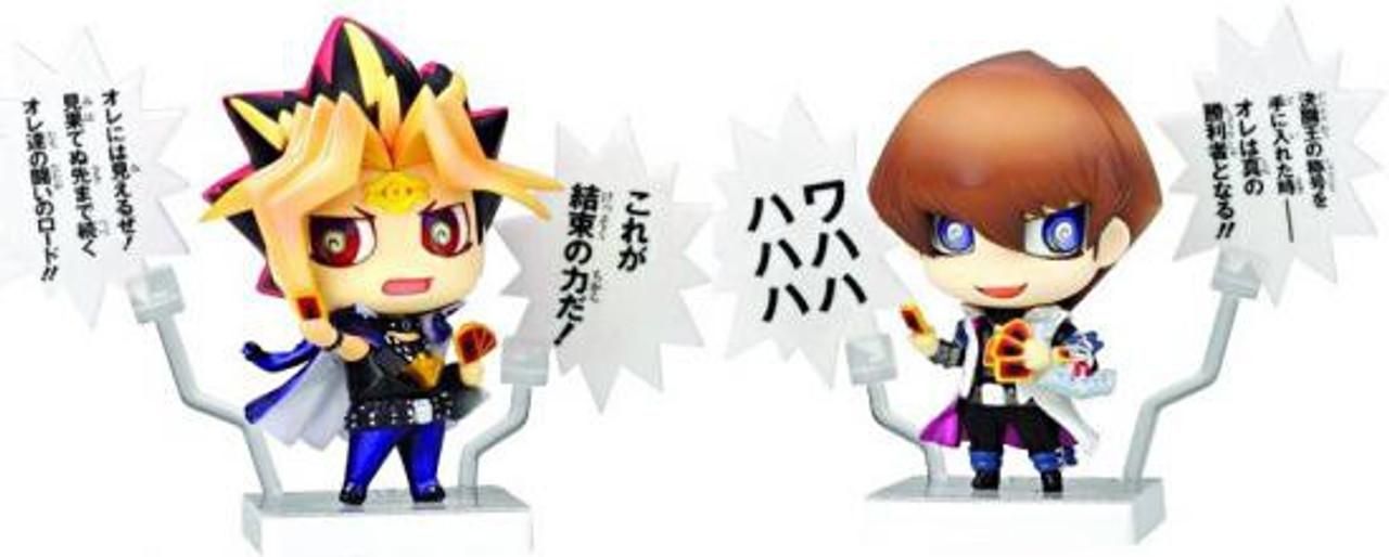 YuGiOh One Coin Grande Yami Yugi & Seto Kaiba Mini Figure 2-Pack