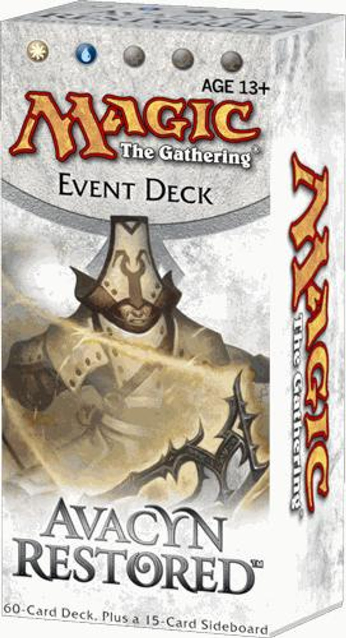 MtG Avacyn Restored Humanity's Vengeance Event Deck [Sealed Deck]